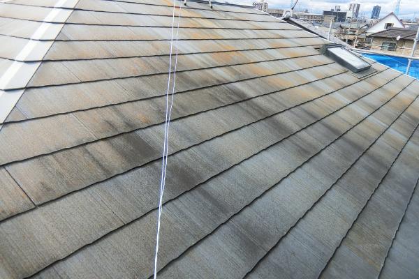 屋根塗装・葺き替え(色あせ)