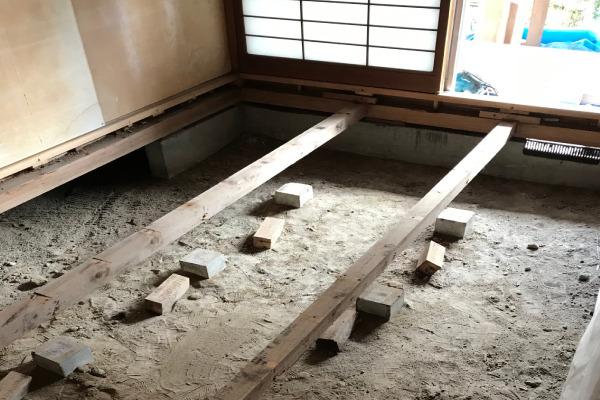 【神奈川エリア】株式会社 笠倉建設(床張り替え)